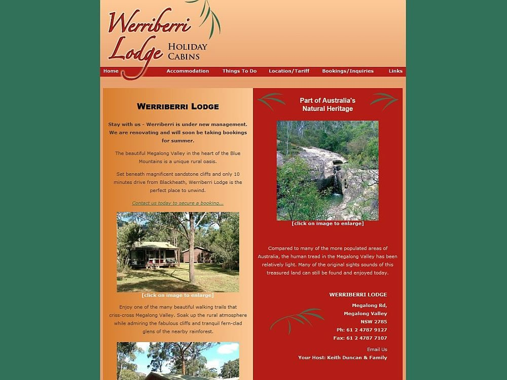 Werriberri Lodge