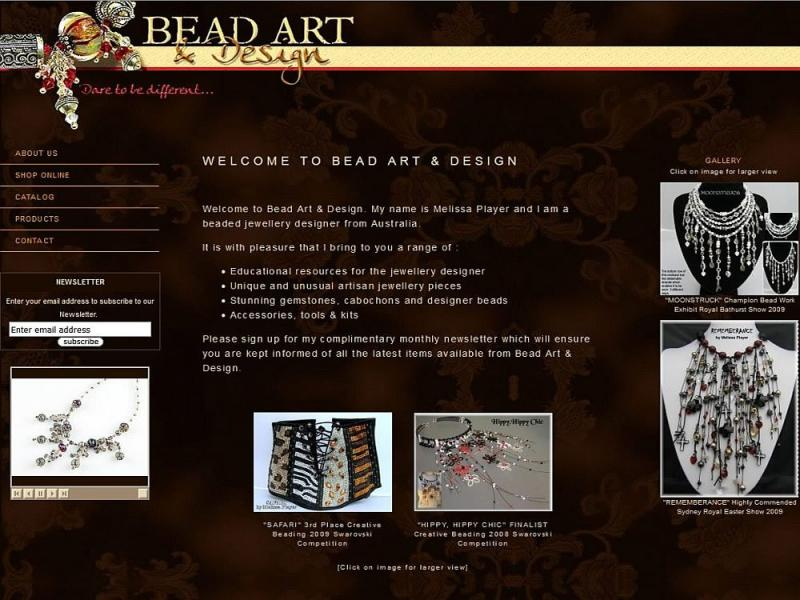 Bead Art & Design
