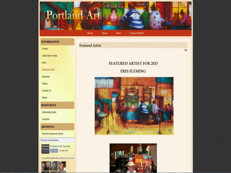 Portland Art Purchase Society 2014