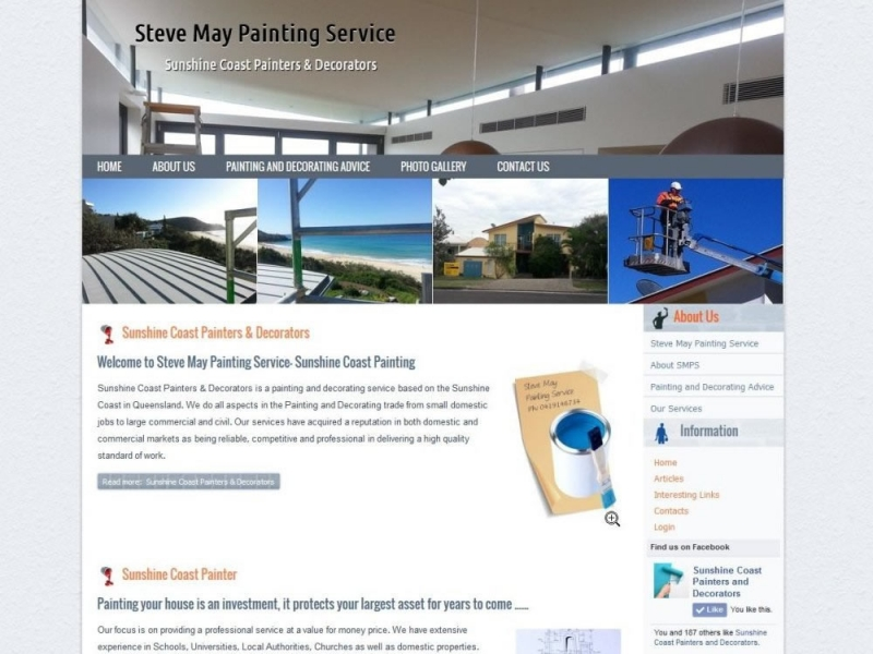 Steve May Painting Service